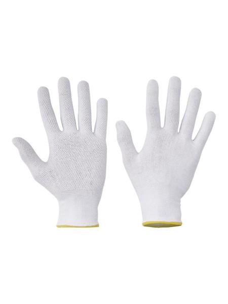rokavice bombažne bustard evo dots