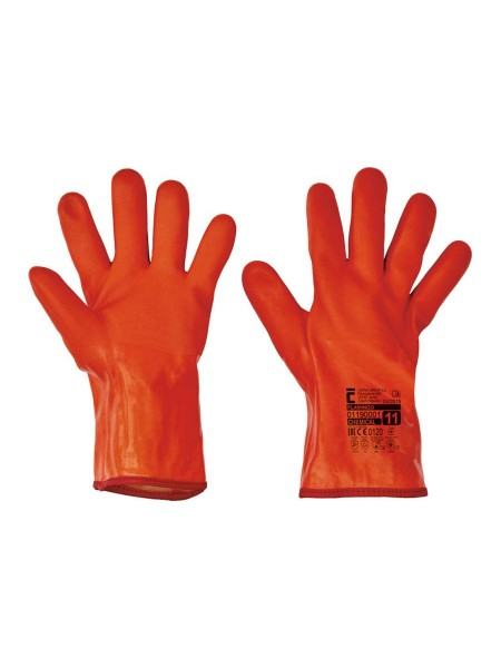 rokavice zimske flamingo