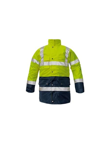 Zimska jakna bi road 4v1