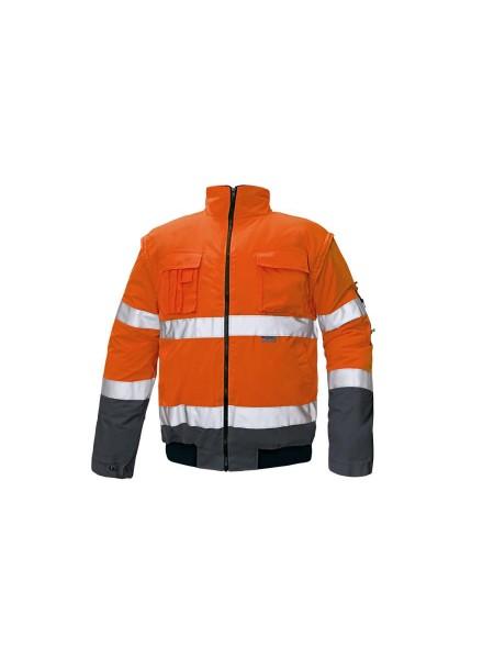 zimska jakna clovelly 2v1
