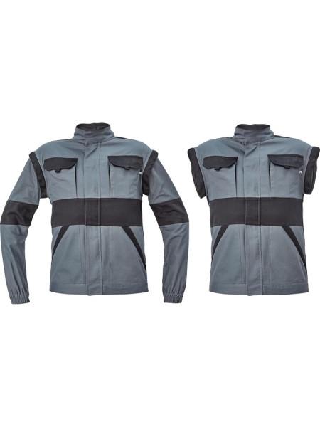 delovna jakna max neo 2v1