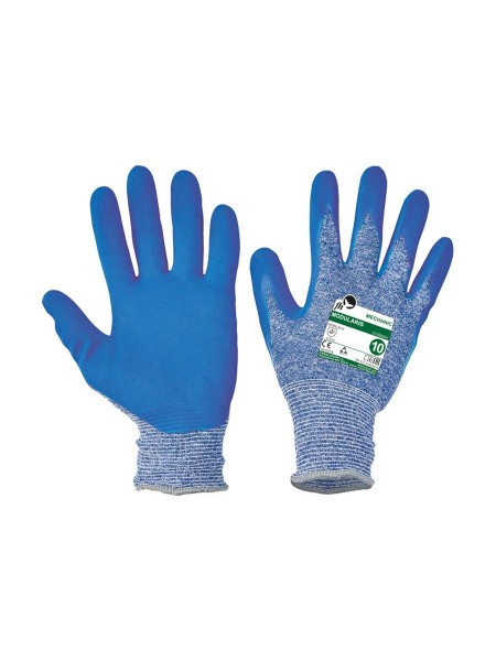 rokavice modularis oljeodporne