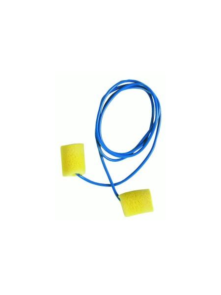 3m čepki z vrvico classic corded - 29db