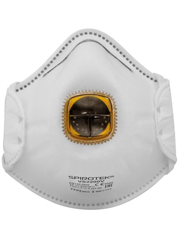 Zaščitna maska - respirator Spirotek VS2200V FFP2