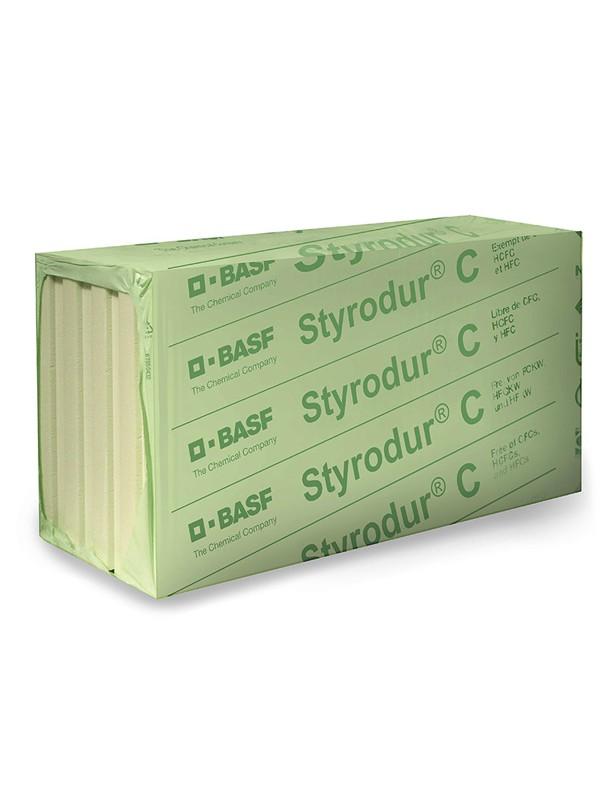 Styrodur 2800 C, debeline 20 - 120 mm