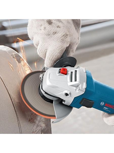 Bosch kotni brusilnik GWS 7-115 E Professional