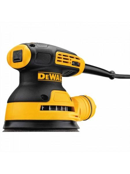 DeWALT rotacijski brusilnik DWE6423 – 280W, 125 mm