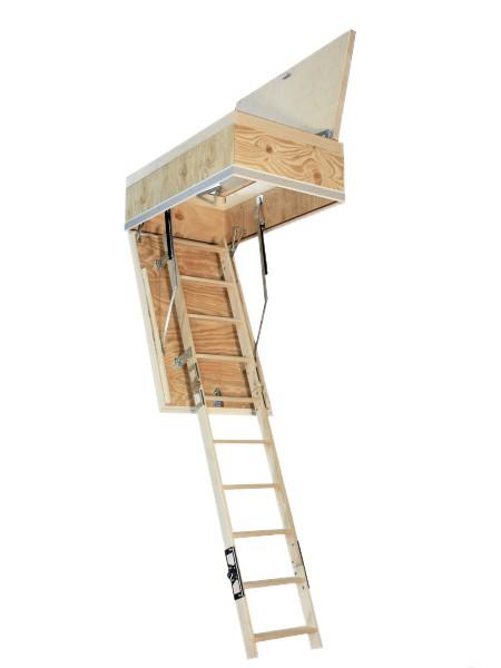 Podstrešne stopnice Domix 70 x 120 cm