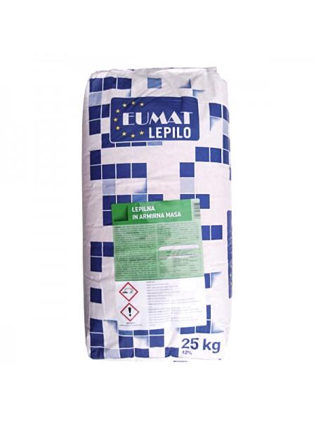 Fasadno lepilo EUMAT 25 kg