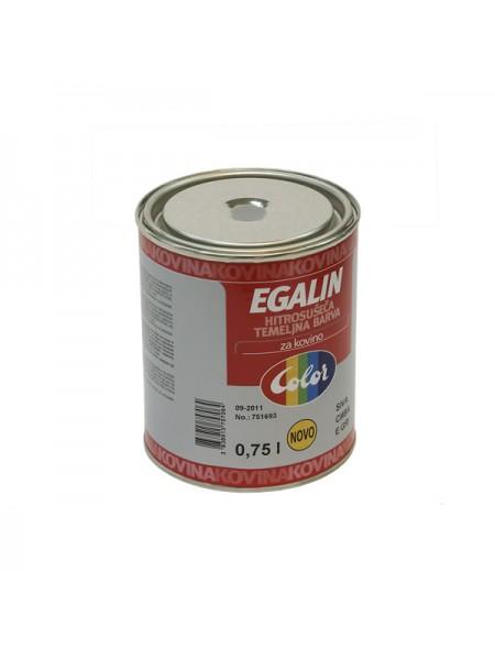 Egalin temeljna barva za kovino 0,75 l