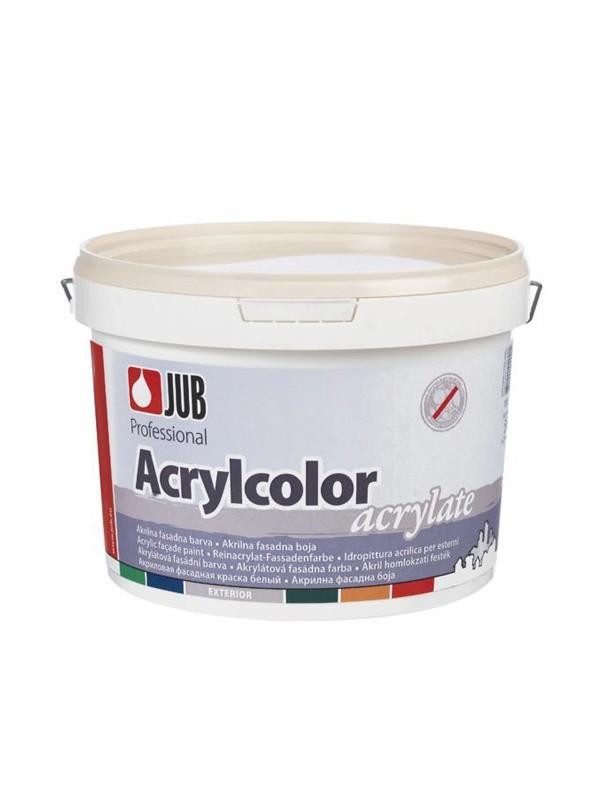 Akrilna fasadna barva Jub Acrylcolor 5l - bela