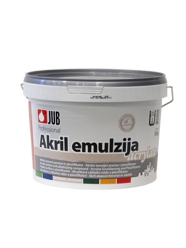 Akril emulzija 5 kg