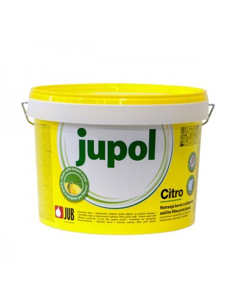Jupol Citro - notranja barva z zaščito proti plesni 5 l