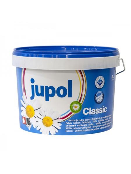 Jupol Classic - bela notranja barva 5l
