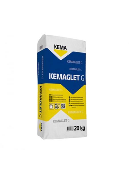Kemaglet G - Bela cementna izravnalna masa