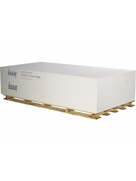 Mavčno kartonska plošča Knauf 2000 x 1250 x 12,5 mm - ognjevarna