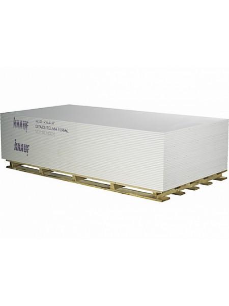 Mavčno kartonska plošča Knauf 2000 x 1250 x 12,5 mm