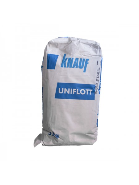 Mavčna fugirna masa Knauf Uniflott 5 kg