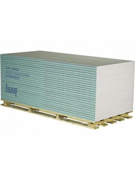 Mavčno kartonska plošča Knauf 2000 x 1250 x 12,5 mm - vlagoodporna