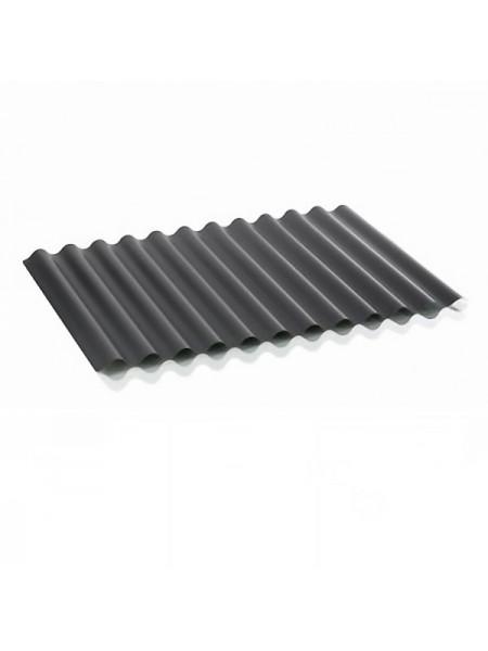 Jekleni strešni panel valovite oblike 0,5 mm